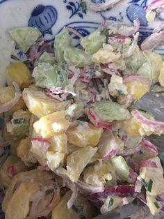 Kartoffelsalat, leicht und frisch, ein schmackhaftes Rezept aus der Kategorie Kartoffeln. Bewertungen: 17. Durchschnitt: Ø 4,1.