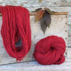 harvest Wool - Madder