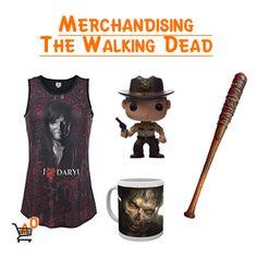 Regalos hay muchos, pero un regalo de la serie favorita a un fanático, sera mas que especial. Mira el merchandising de The Walking Dead que tenemos para todos vosotros. ¿Cual es tu favorita?