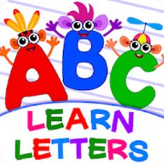 Learn A to Z Alphabet for Kids Learning Letters, Kids Learning, Kids Board, Roots, Beginning Sounds