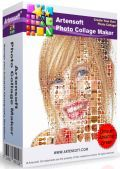 Giveaway of the Day - free licensed software daily. Today: Artensoft Photo Collage Maker 1.4 - Сreate unique mosaic collages from photos in the automatic mode with Artensoft Photo Collage Maker. Just take a look at ...