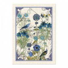 KITCHEN Towel ~ BLUE ~ Michel Design Works (NEW)   #MICHELDESIGNWORKS