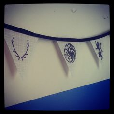 Game of Thrones Party Banner for decoration