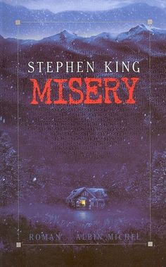 Misery par [King, Stephen]