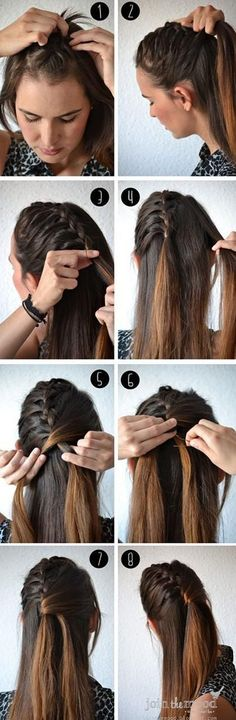 hair tutorials hair style tutorials
