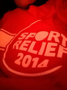 This is a sport relief 2014 to for a adults