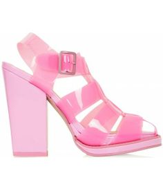 High Heeled Pink Jellies