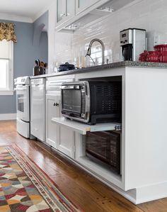 Kitchen Kitchen Island, Kitchen Cabinets, Home Decor, Restaining Kitchen Cabinets, Homemade Home Decor, Kitchen Base Cabinets, Interior Design, Home Interiors, Decoration Home
