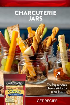 Individual Appetizers, Finger Food Appetizers, Easy Appetizer Recipes, Appetizers For Party, Finger Foods, Snack Recipes, Cooking Recipes, Charcuterie Recipes, Charcuterie And Cheese Board