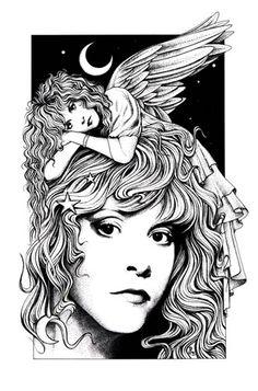 Angel by Johanna Pieterman