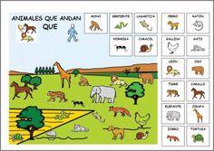 Spanish Class, Teaching Spanish, Spanish Language, Speech And Language, Ugly Animals, School Week, Spanish Activities, How To Speak Spanish, Classroom Organization