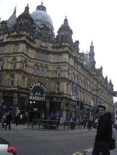 Leeds, UK.  Living here was one of the best things I ever did.