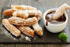 Churros recipe, Magazin: Fissler