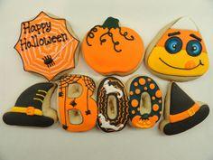 HALLOWEEN COOKIES! | Flickr - Photo Sharing!