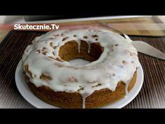 Puszyste ciasto cynamonowe z waniliowym lukrem :: Skutecznie.Tv [HD] - YouTube