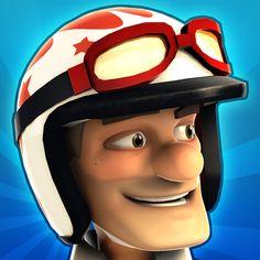 Joe Danger Android app