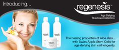 Regenesis: Age Defying Skin Care Collection  MacyMartin.FirstFitness.com