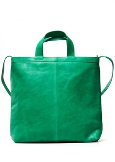 Green bag from Hope