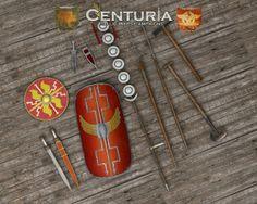 Roman Weapons   Roman Weapons image - Centuria Game