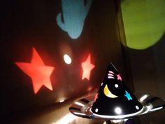 懐中電灯でミニプラネタリウム – ひらめき工作室