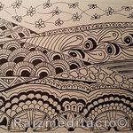 Mező Zen, Doodles, Donut Tower, Doodle, Zentangle