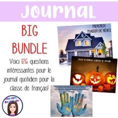 Journal Quotidien, France, Questions, French Classroom, Days Of Week, Everything, French