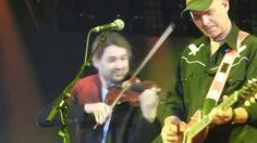 David Garrett mit seiner Band, 'Superstition', S.Wonder