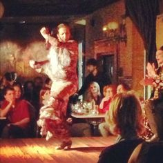 Villarosa Bar  Flamenco Live