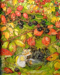 Brambly Hedge by Jill Barklem