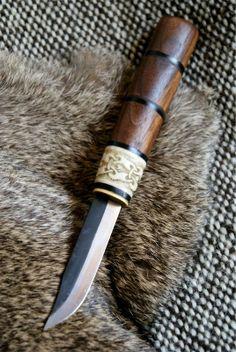 First knife ever made by Tríona Ní Erc