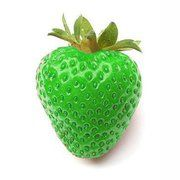 Favorable 500Pcs Green Strawberry Seeds Fruit Seeds Garden Seeds - NewChic Mobile