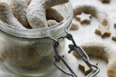 Gluténmentes vaníliás kifli recept alternatív gabonákkal. Sugar, Food, Essen, Meals, Yemek, Eten