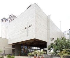 Clássicos da Arquitetura: Igreja São Bonifácio,© Ricardo Amado