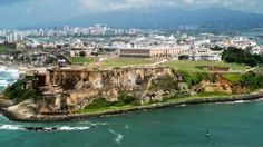 San Juan, Puerto Rico: Another early port visit for me.  My tour started at the Bacardi Rum Factory and steadily the memories get hazier after that.  Sad, as it seemed like a place that would have been a lot of fun to remember.
