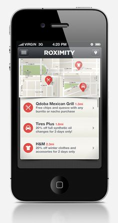 Roximity App