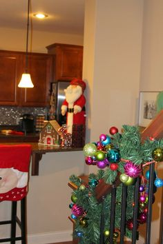 Our Styled Suburban Life: Christmas Decorating: Part 2