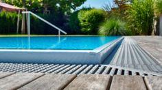 Modulen Pool Spa, Luxury Swimming Pools, Pool Houses, Garden Design, To Go, Backyard, Architecture, Outdoor Decor, Summer