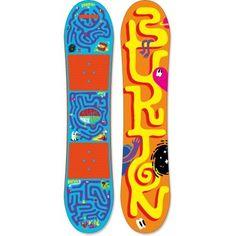REI.com - Burton After School Special Snowboard/Binding Package - Kids'