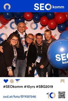 Trefft uns heute auf der SEOkomm 2019 in Salzburg! PromoMasters Online Marketing feiert heuer nicht nur 20 Jahre als SEO sondern auch 10 Jahre SEOkomm. #WirsindSEO #PromoMasters Workshop, Salzburg, Seo, Social Media, Events, Exercise, Marketing, 20 Years, Search Engine Optimization