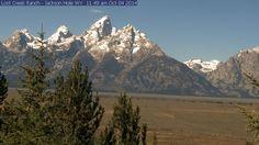 Grand Tetons Lost Creek Ranch Webcam