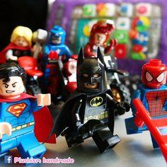 Visit #Plushism #EtsyShop www.plushism.etsy.com #GalaxyS6edge #galaxynote4, #GalaxyNoteEdge #GalaxyS6 #samsunggalaxy #handmade #Spiderman #toyphotography #LegoPhotography #google #Superman #WonderWoman #Spiderman #Batman #handmadegift #birthdaygift #customized #Germany