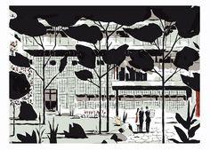 François Avril - tiphaine-illustration