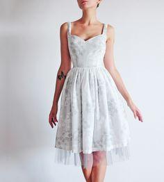 Szyjemy Sukienki High Low, White Dress, Etsy, Clothes, Dresses, Fashion, Outfits, Vestidos, Moda