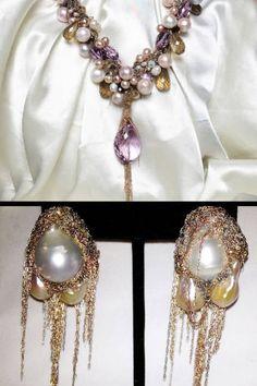 Martin L. Bernstein pearls