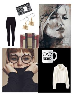 """Lil bit of a nerd"" by sidrablackwelder on Polyvore featuring Dot & Bo"
