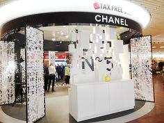 Chanel, Heinemann mark N°5 Eau Première launch in Copenhagen | TheMoodieReport.com