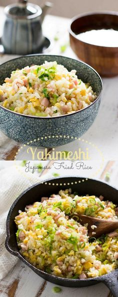Yakimeshi-Japanese-Fried-Rice