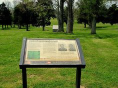 Perryville battlefield, Donelson's Attack marker.