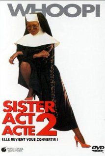 Gospel Music + whoopi = great great movie