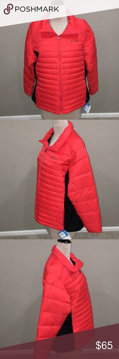 NWT LADIES COLUMBIA JACKET BRAND NEW WITH TAGS Columbia Jackets & Coats